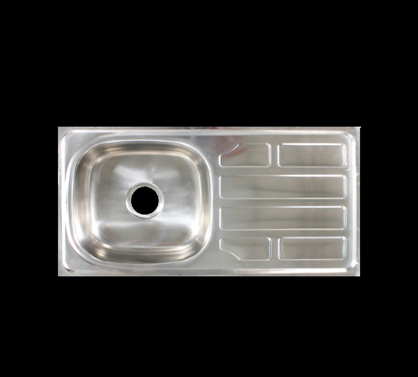 Kitchen Sink Yang Bagus Merk Apa: Kitchen Sink Kitchen Sink 750x400mm 7540